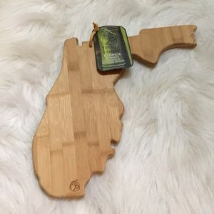 Accessories - Florida State Bamboo Cutting Board
